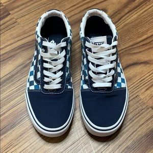 Athletic Vans Off The Wall Men Fashion Sneakers